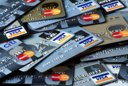 Які карти можуть бути використані для оформлення кредиту